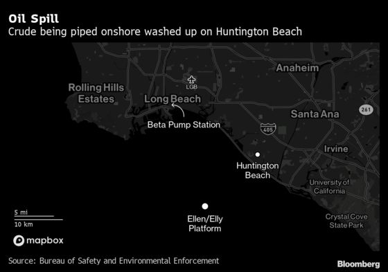 Worst California Oil Spill in 27 Years May Be From an Anchor