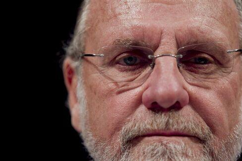 Former MF Global Chairman and CEO Jon Corzine