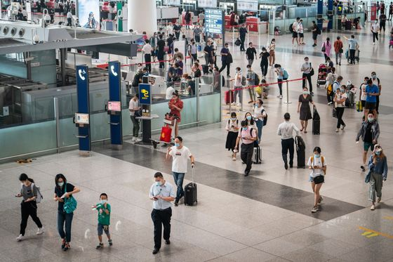 China's Air Travel Recovery Shows Power of Vast Home Market