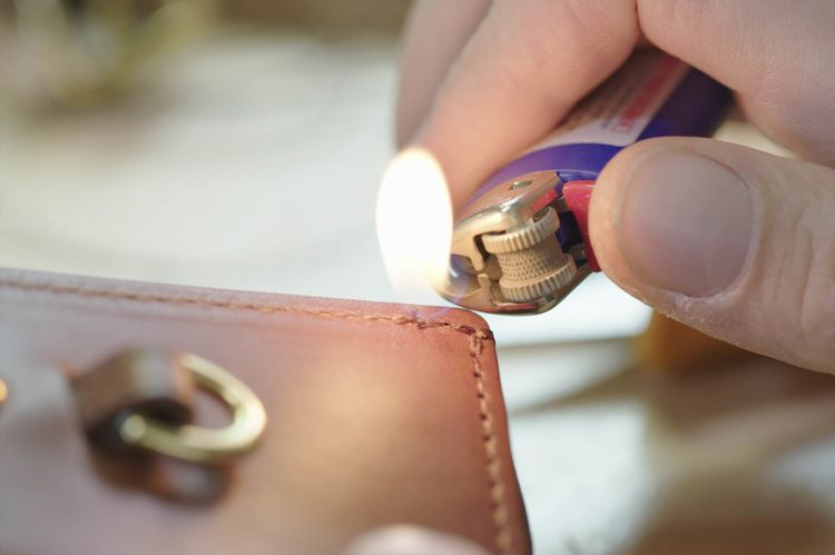 relates to How to Make a Leather Briefcase