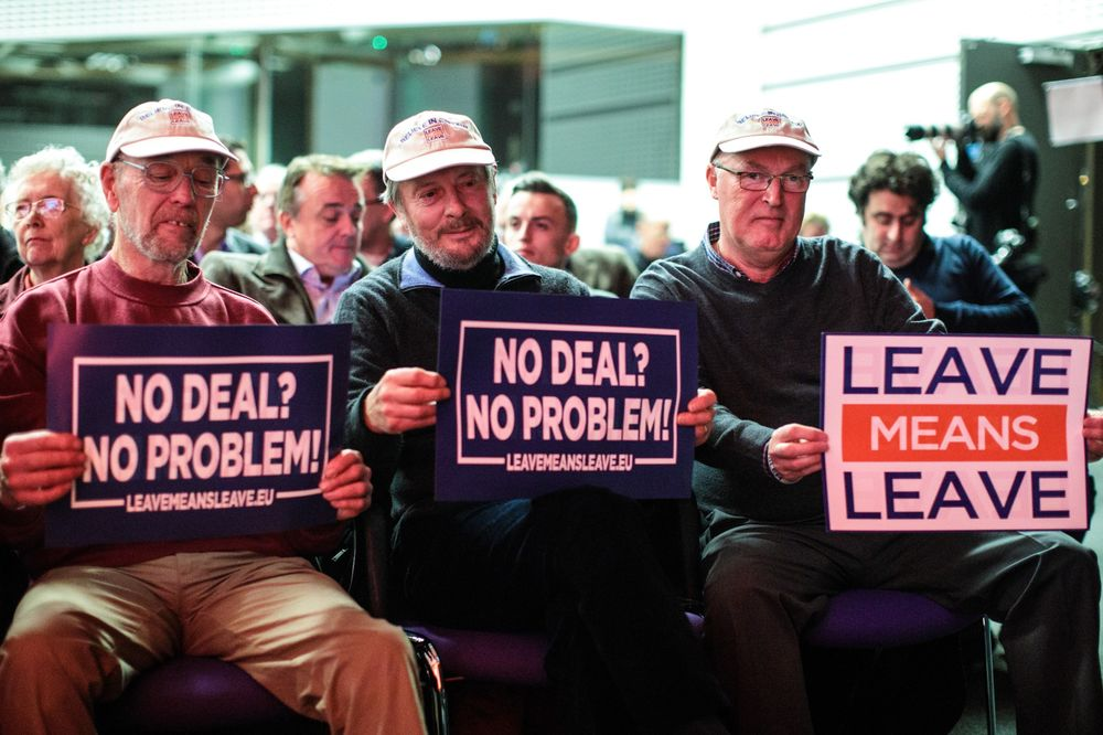 Κανείς δεν είναι έτοιμος για ένα Brexit χωρίς συμφωνία