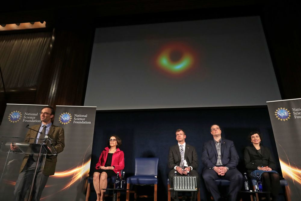 Einstein Predicted Black Holes, But Was Skeptical - Bloomberg