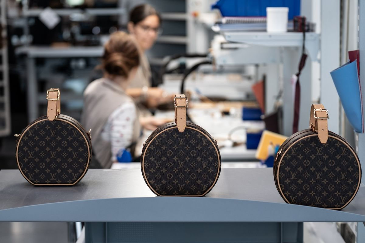 New Louis Vuitton Handbags to Boast 'Made in the USA' Tags