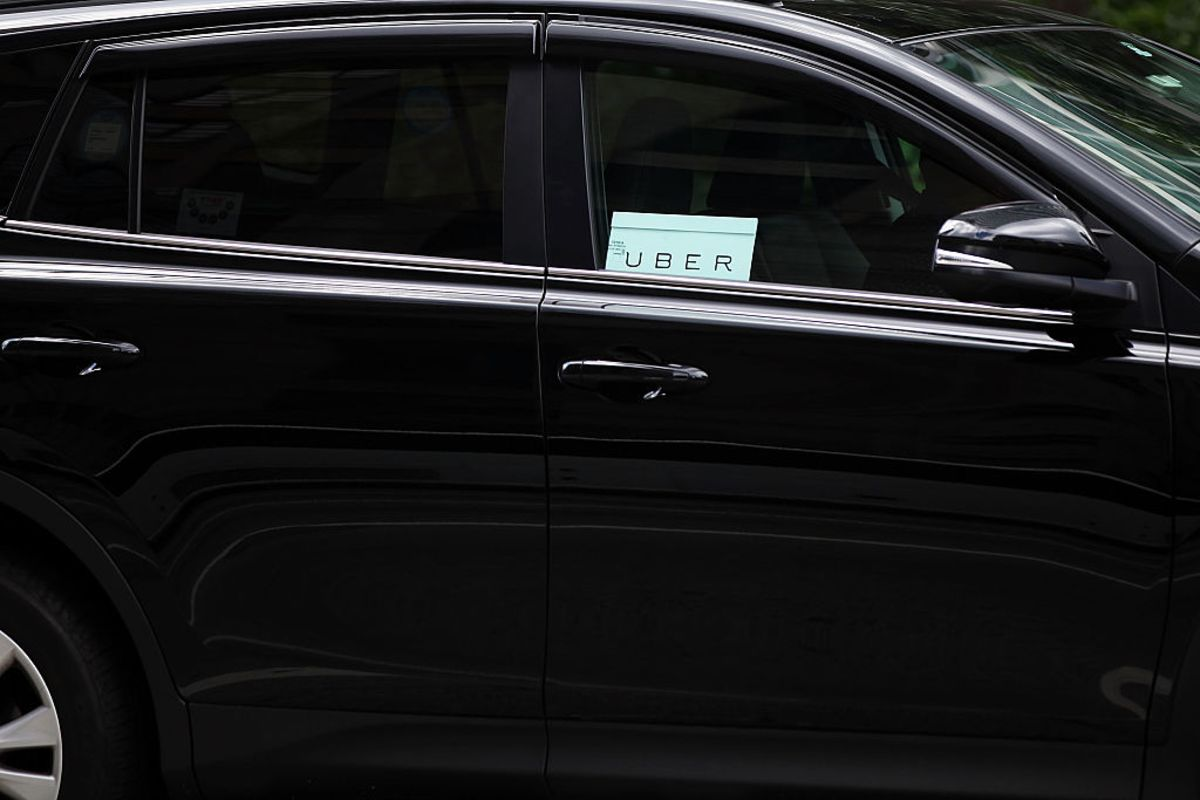 An Uber Drivers Investment Tip Confirmed Paul Brittons Doubts On