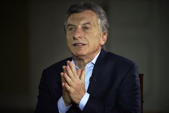 Argentina Taxes Exports to Balance Budget as Crisis Bites