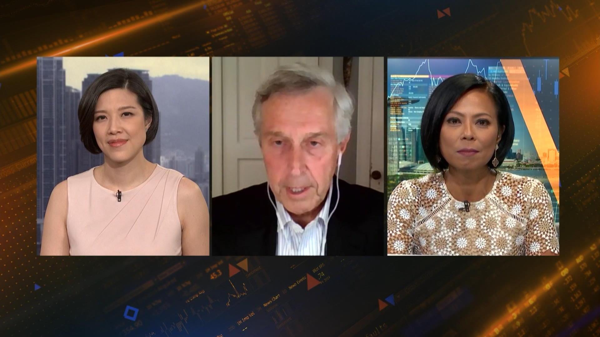 The Rockefeller Foundation Bruce Gellin on Vaccination Inequity