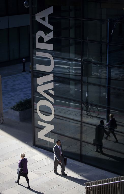 Nomura Said to Cut About 100 European Investment Banking Jobs
