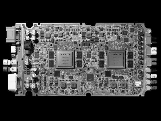 Elon Musk Boasts Tesla Built the 'Best Chip in the World,' Drops Nvidia