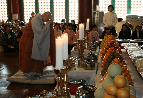 Monks to Lip-Jobs to Help S. Korea Lift Tax Revenue for Welfare