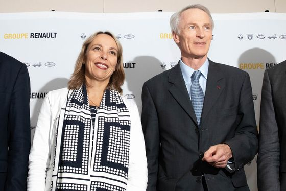 Renault CEO's Ouster Clears Way for Road That May Lead to Fiat