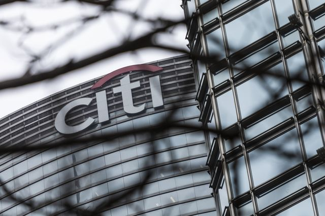 Citigroup Hit Hardest as EU Fines Banks $1 2 Billion Over FX - Bloomberg