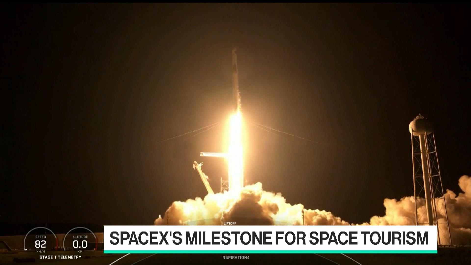 SpaceX's First Orbital Flight Makes History