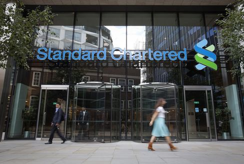 Standard Chartered Pays $327 Million on U.S.-Iran Transfers
