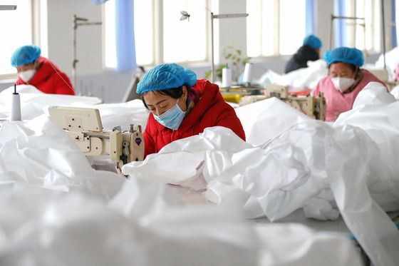 China Virus Crisis Roils Supply Chains for Global Manufacturers