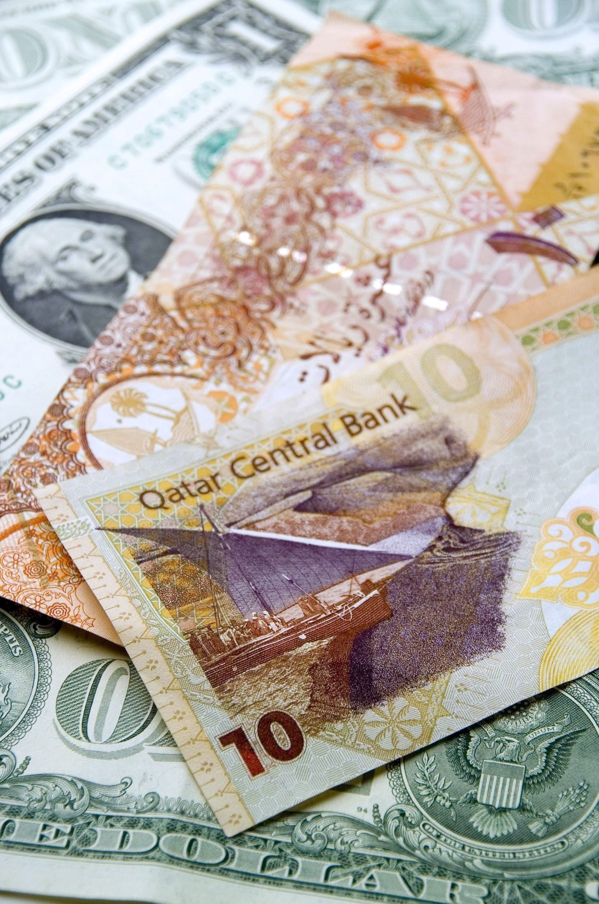 Want to Make 7% Profit per Day? Find Some Cheap Qatari Riyals