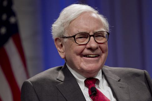 Berkshire Poised for Biggest Gain Since 2010