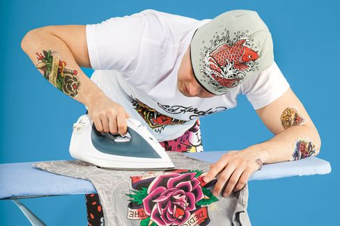How to Get Rich With Tattoos, by Artist Don Ed Hardy