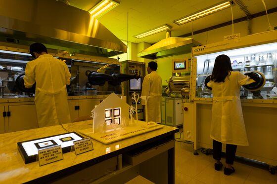 Inside the Lab Striving to Make Korea's Worst Polluter Net-Zero