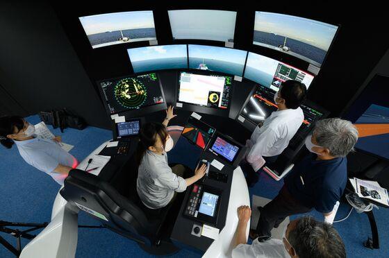 First Autonomous Cargo Ship Faces Test With 236-Mile Voyage