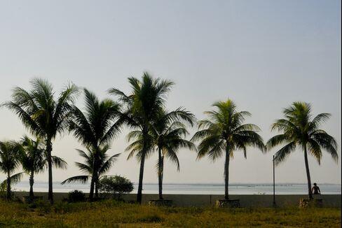 Coastline of Cebu