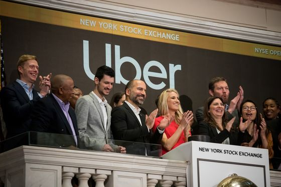 Read Uber CEO Dara Khosrowshahi's Letter to Employees on IPO Day
