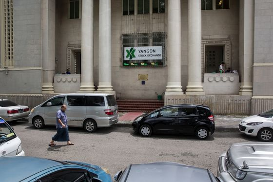 Myanmar Coup Risks Making Nation 'Uninvestible' Some Funds Warn