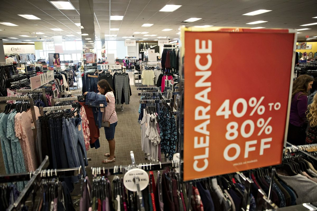 Department-Store Woes Worsen as Kohl's, J.C. Penney Sales Miss