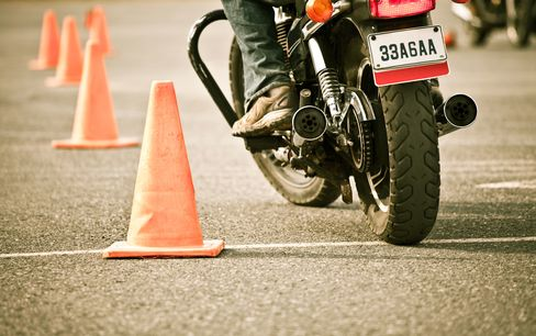 Practice throttle control, braking, and accelerating under duress on closed, safe courses.