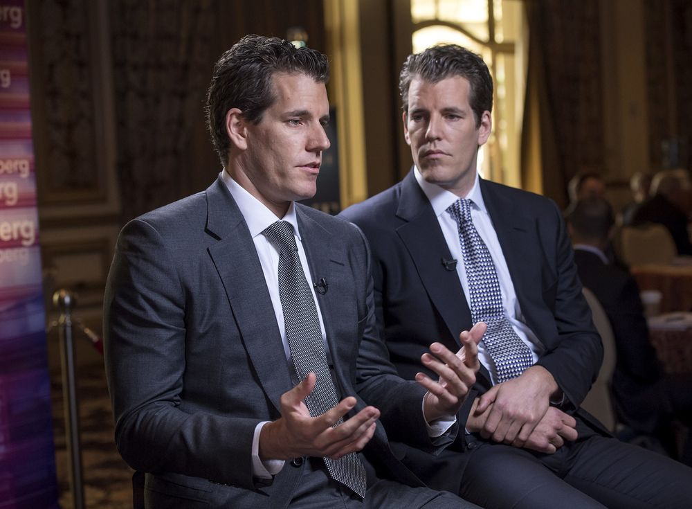 Winklevoss twins own bitcoins buy california 40 year old ceo bets on one stock