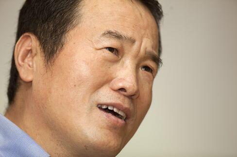 Chinese Billionaire investor Huang Nubo