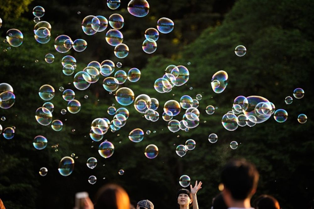 The Blower of Bubbles and Other Short Stories