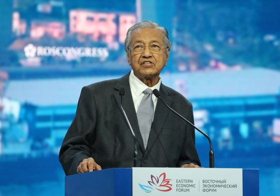 All Eyes on Malaysia's King With Power Hanging in the Balance