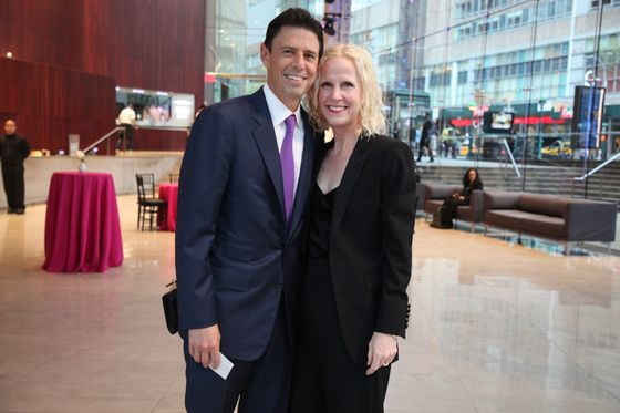 KKR's Bae, Nuttall Spend Night With Fantasia at Lincoln Center