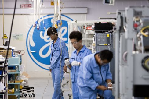 GE Healthcare Relocates X-Ray Global HQ to China From U.S.