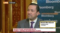 relates to Investcorp Co-CEO on Mideast Investments