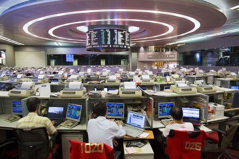 Hong Kong Bourse