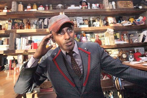 Cruise Ships, Meatballs, and President Obama: An Interview With Marcus Samuelsson