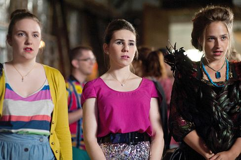 HBO's Girls?? Hits Stores With Promotions