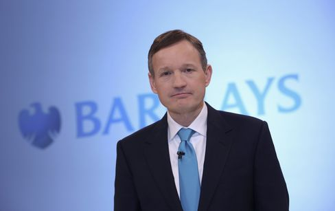 Barclays CEO Anthony Jenkins
