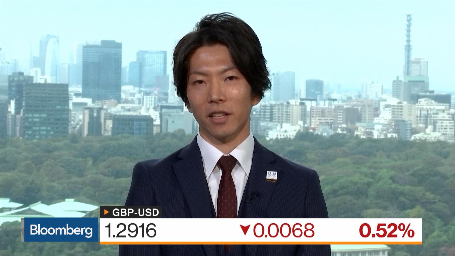 Nomura Securities' Takada on Pound, Hedge Funds' Stance on Stocks