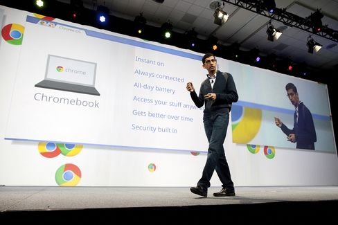 Google's Chromebook Makes You Yearn for Windows