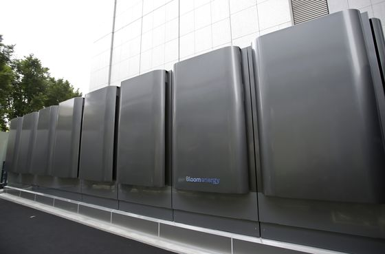 Bloom Energy Targets New York, Northeast Homes in Fuel-Cell Push