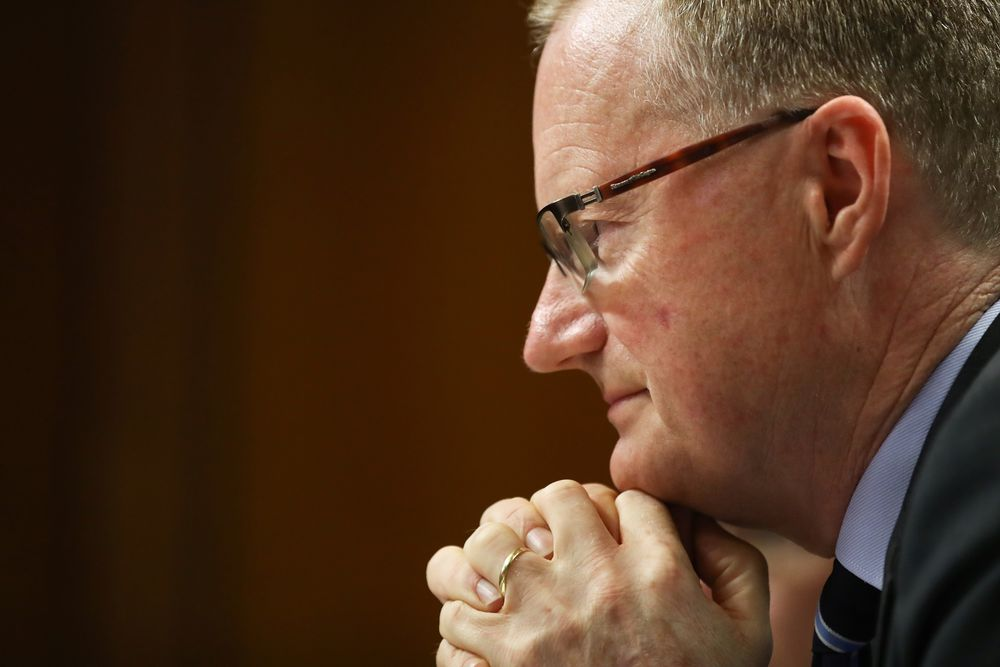 Lowe Reiterates RBA Rate Cut on Table as Spare Capacity Persists