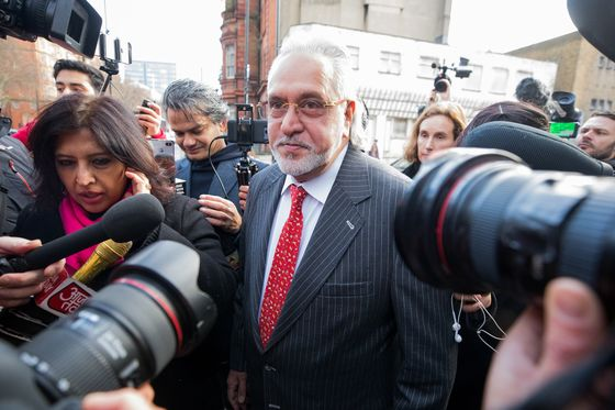 Mallya Can Be Sent to India to Face Fraud Case, U.K. Judge Says
