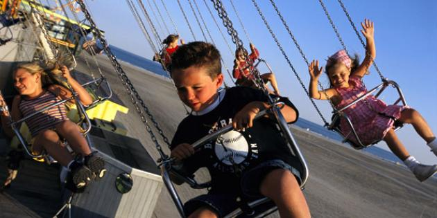 No. 12 Most Fun, Affordable City: The Wildwoods, N.J. 08260