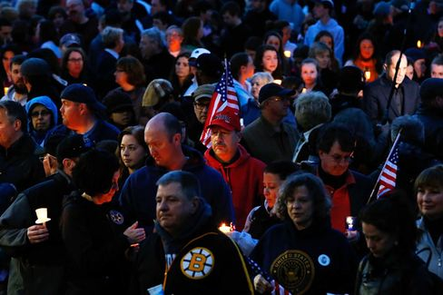 The Chinese Mourn a Death in Boston