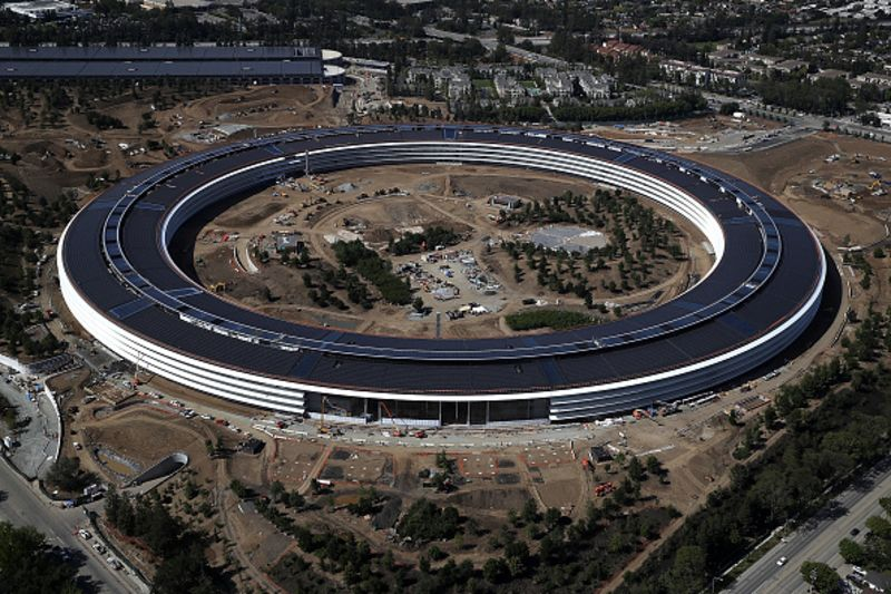 Image result for apple headquarters