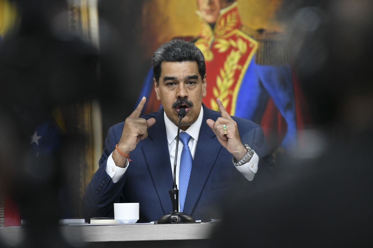 Trump Officials Consider Power-Sharing Plan to Oust Maduro