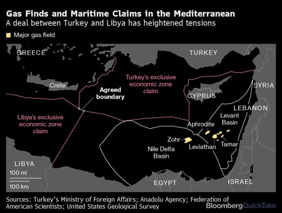 The Mediterranean Is a Sea of Political Troubles Again