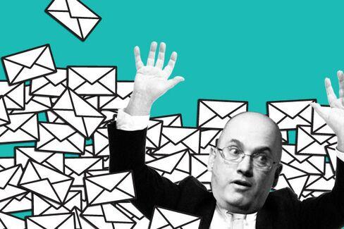 E-Mail Management Tips From Steve Cohen